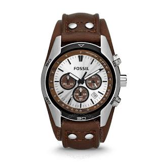 jam tangan original fossil ch2565