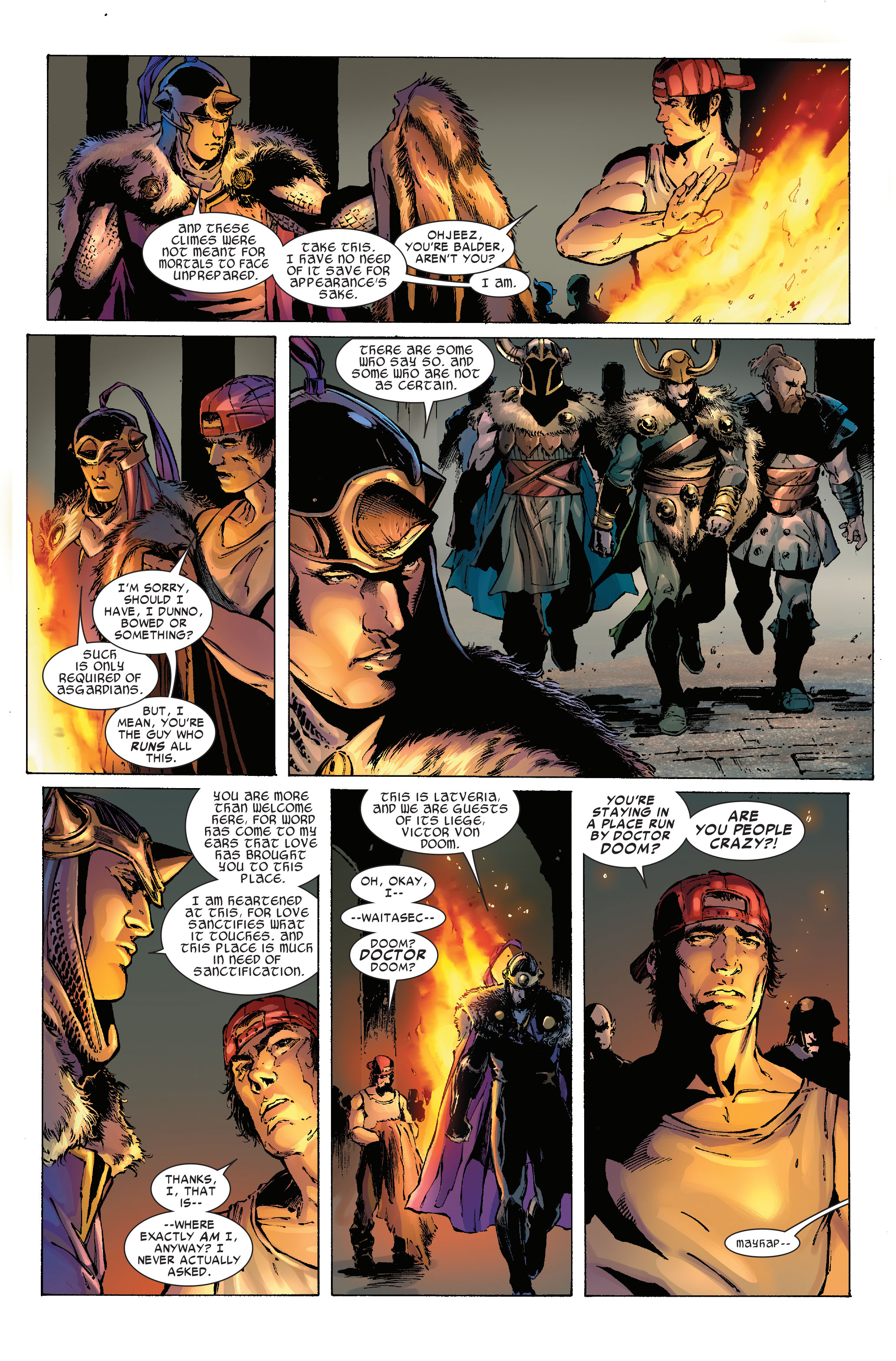 Thor (2007) Issue #602 #15 - English 6
