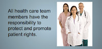 Doctors must promote patients and there rights