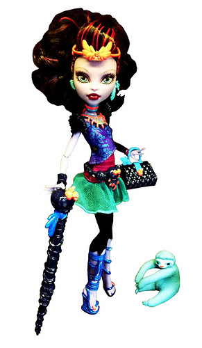 All About Monster High Dolls Jane Boolittle Monster High Doll