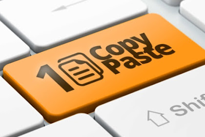 Cara Mudah Pasang Anti Copy Paste di Blog