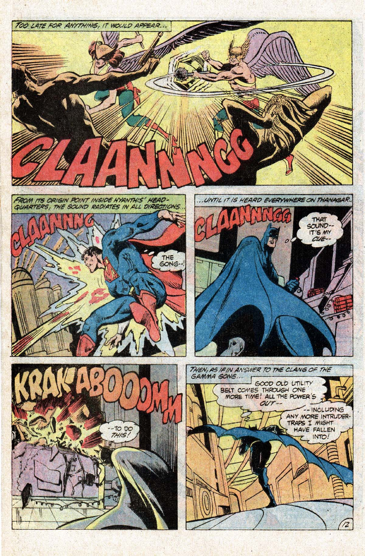 Read online World's Finest Comics comic -  Issue #278 - 13