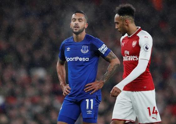 Fakta Menarik Usai Arsenal Kalah di Kandang Everton
