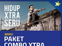 Sedia Paket Data XL Combo Xtra 4G