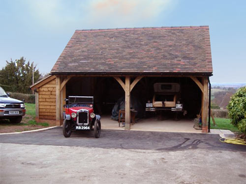 Wooden Carports - Wood Carports Photos