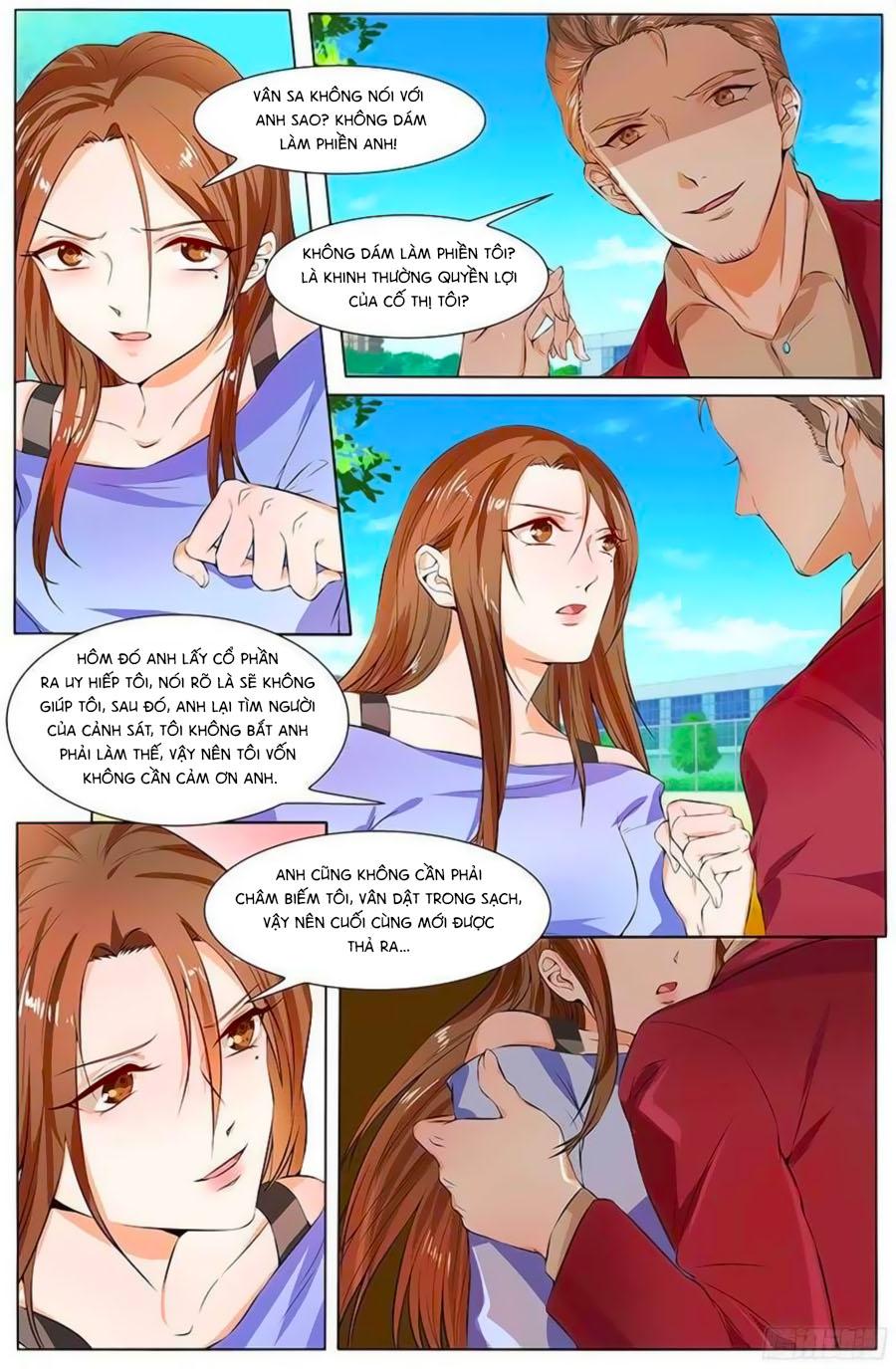 Cô Vợ Nóng Bỏng Chap 89 - Trang 4