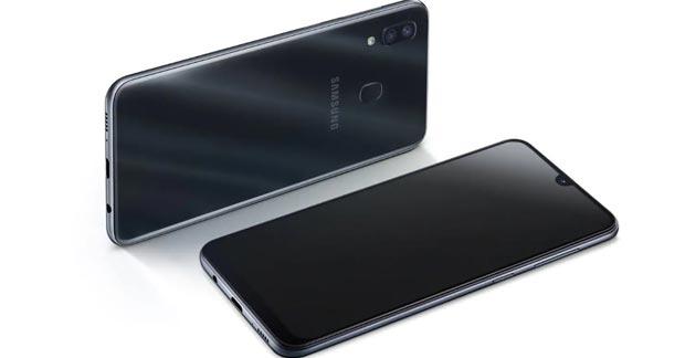 Samsung Galaxy A30 Spesifikasi