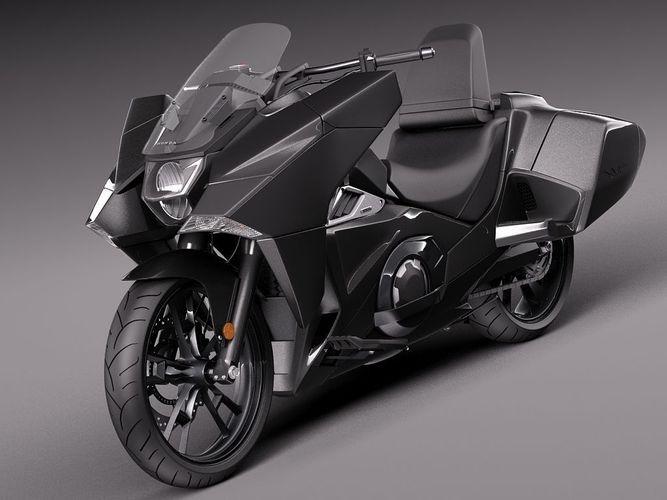 Spesifikasi Dan Harga Motor Honda Nm4 Vultus Yang Keren Dunia