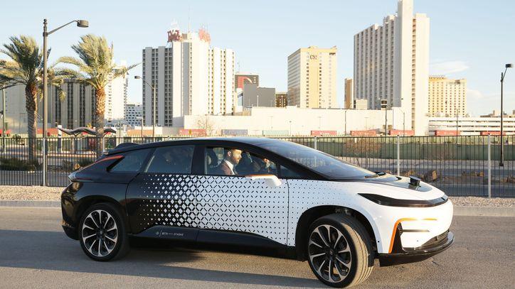 El rival de Tesla, Faraday Future