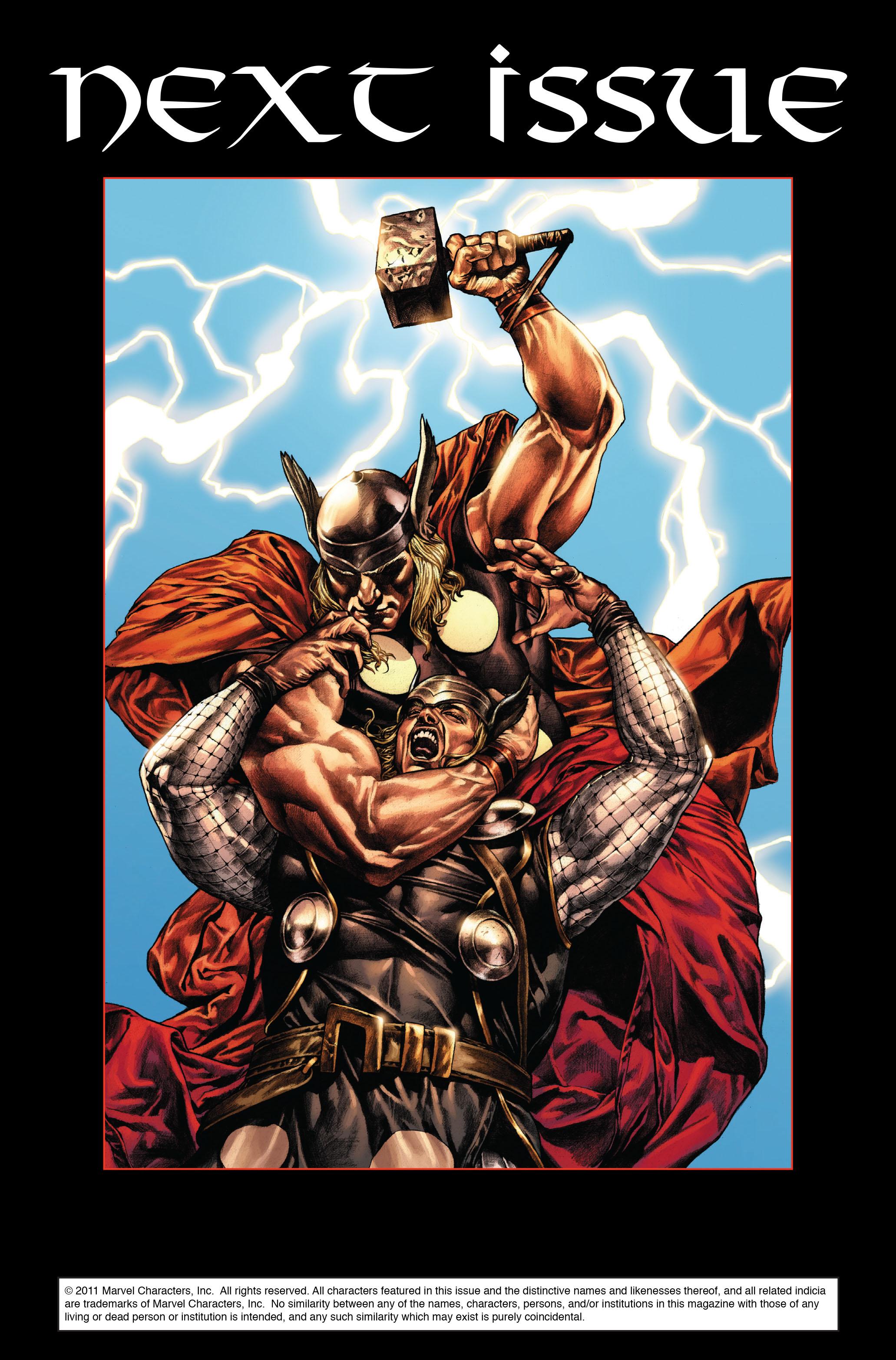 Thor (2007) Issue #609 #22 - English 24