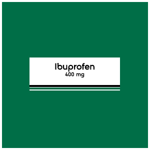 Ibuprofen 400 mg Tablet