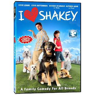 I Heart Shakey DVD