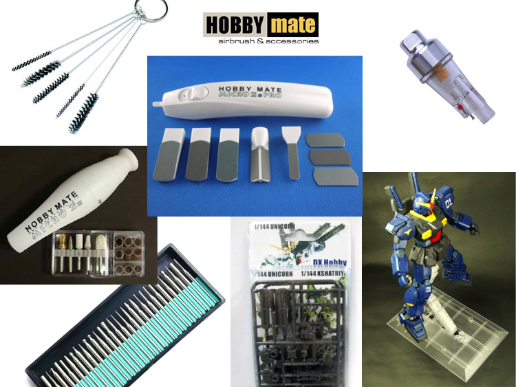 Hobbymate tools photo