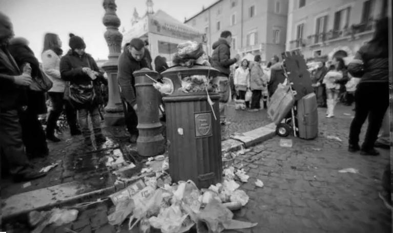 ROMA FA SCHIFO: gennaio 2015