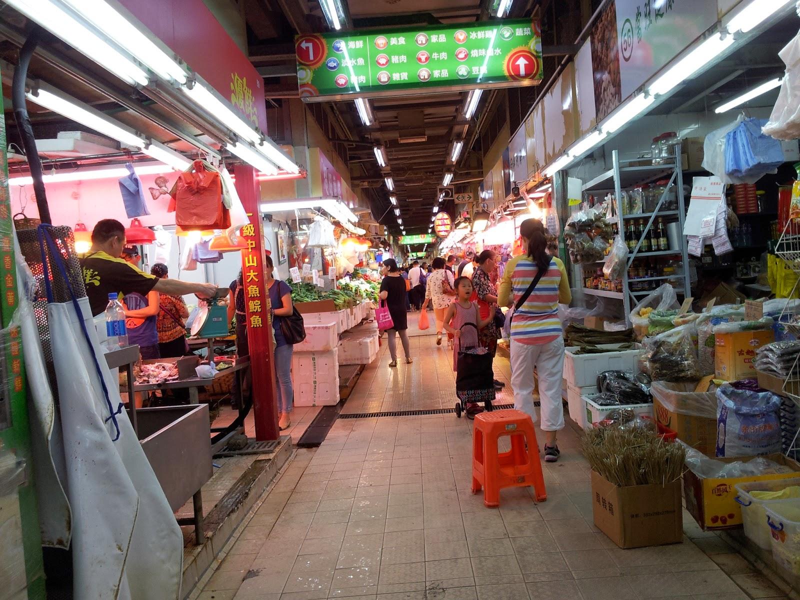 Grassroots O2: [領匯商場] 鯉魚門廣場 @2015-05-25