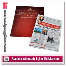 Sonsuz Aşk Gazetesi