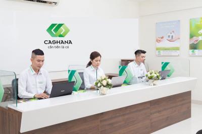 Điều kiện, thủ tục vay tiền nóng tại Cashana