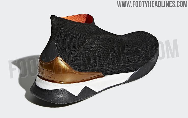 low priced 5e00f e8437 Adidas Predator Tango 18+ Boost Sneaker Revealed - Footy ...