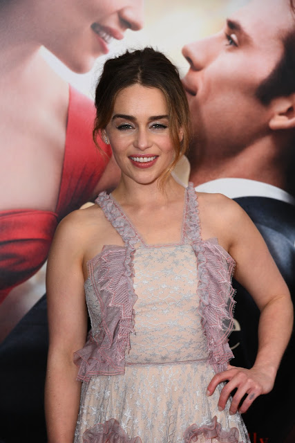 Actress, @ Emilia Clarke - Me Before You Premiere in NY