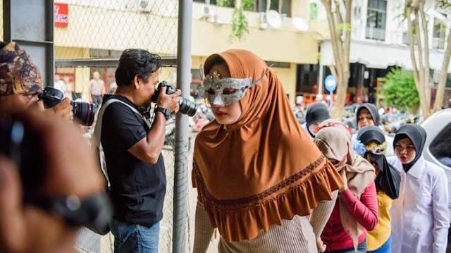 Waow... Cantik-cantik Nian Mahasiswi yang Terjaring Prostitusi Online di Aceh