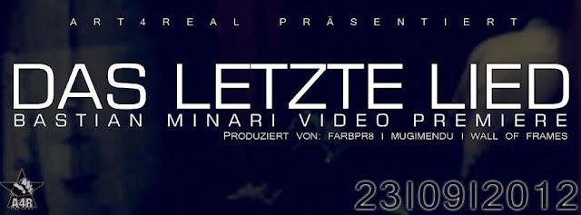 Bastian Minari - Das letzte Lied (Offizielles Video)