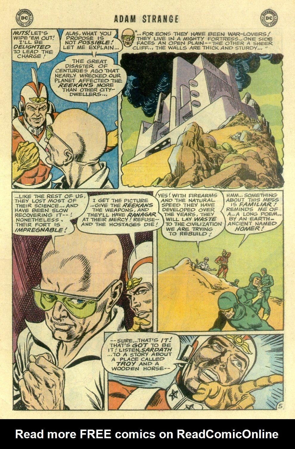 Strange Adventures (1950) issue 222 - Page 7