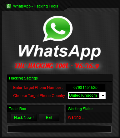 Best WhatsApp Spy Hack Tool Free Download: WhatsApp Spy Hack