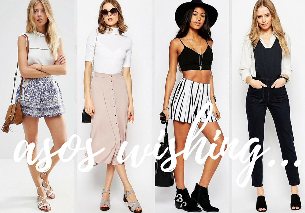 My ASOS under £20 wishlist | www.hannahemilylane.com