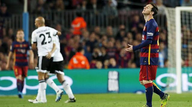 Barca Kalah, Ronaldo Tertawakan Messi cs