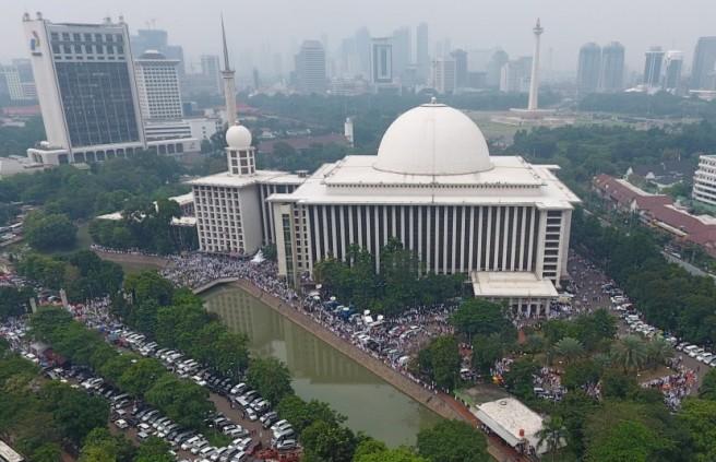 Jelang Demo, Jokowi Tinggalkan Istana ke Bandara