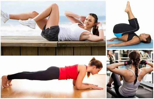 4 Effective Ab Cruncher Exercises To Get Perfectly Toned Abs