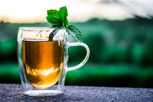 Detoxing with Peppermint Tea