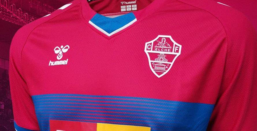 Elche 20-21 Away Kit Revealed - Footy Headlines