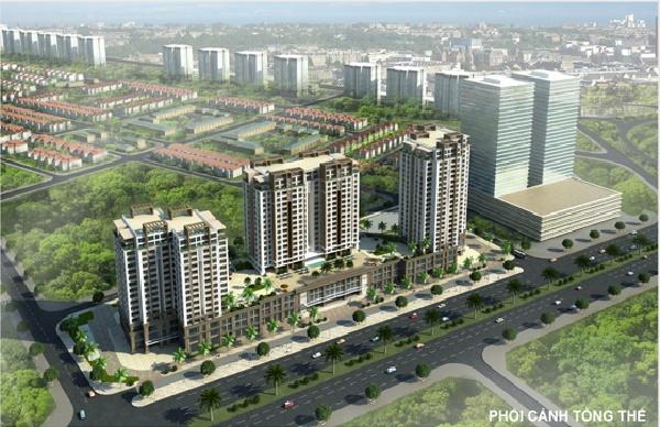 Sắp mở bán căn hộ dự án chung cư UDIC Westlake