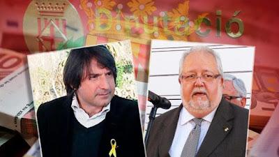 PDecat, diputación, cataluña, ayuda, corrupción