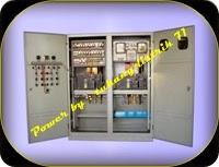 melayani jasa pembuatan ,werring dan service panel ats-amf