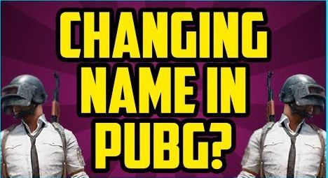 Cara Mengganti Nama di PUBG Mobile