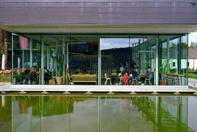Le Chameau Bleu - Blog Voyage Gand Belgique - Stam Café - Stadsmuseum - Ghent - Gand Belgique
