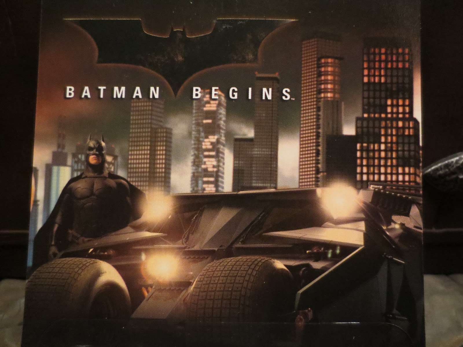 c87894f1ff096 Action Figure Barbecue: Toy Review: Batman Begins Batmobile from Hot ...