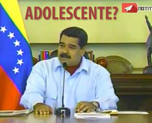 Lecciones de lingüística con el profesor Nicolás Maduro