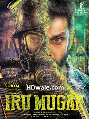 Iru Mugan Full Movie Download Tamil (2016) HD 720p WEBRip