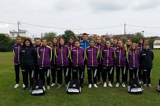 Ικανοποίησαν παρά την φιλική ήττα (3-1) στις Νεφέλες Πιερίας, οι γυναίκες της Καστοριάς