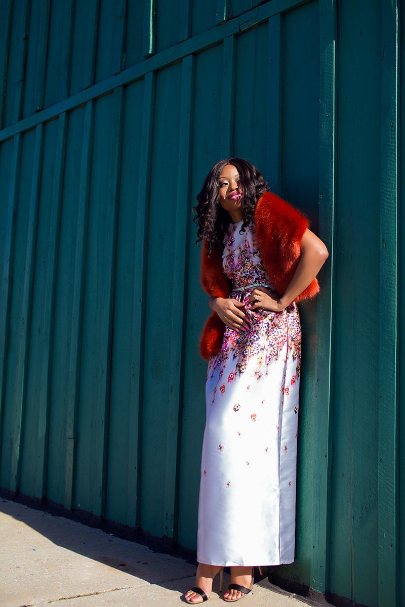 floral print, jcrew stole, www.jadore-fashion.com