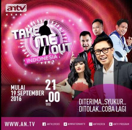 Syarat & Cara Daftar Take Me Out Indonesia 2016 di ANTV