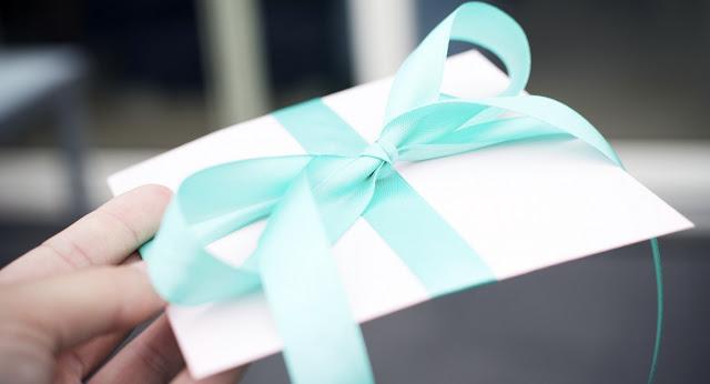 Acciones como regalo de Navidad