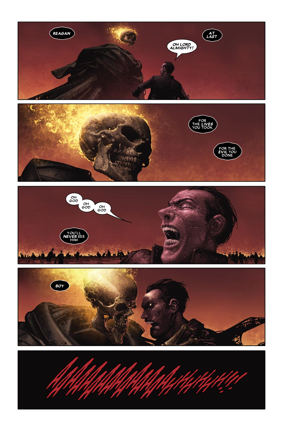 Read online Ghost Rider: Trail of Tears comic -  Issue #6 - 13