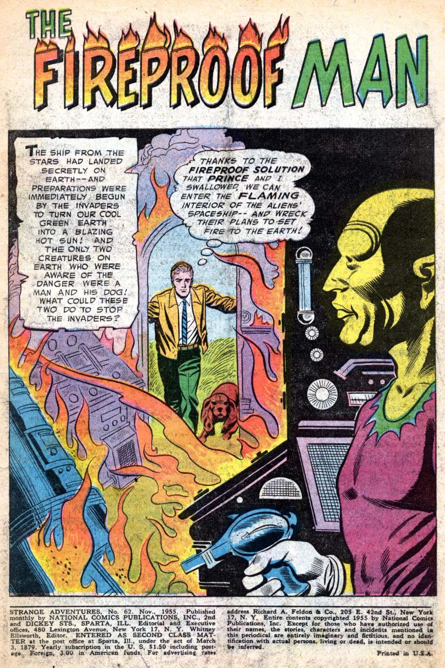 Strange Adventures (1950) issue 62 - Page 3