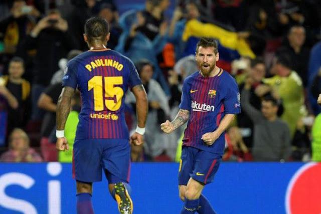 Tanda Tangani Kontrak Baru, Messi Dibanderol Rp 11,2 Triliun