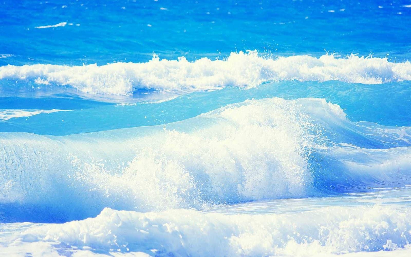Sea Waves Hd Wallpapers | Free HD Wallpapers
