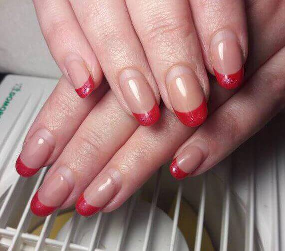 new gel, western nail art ,designs